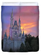 Colorful Magic Duvet Cover