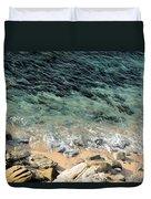 Colorful Pacific Ocean Duvet Cover