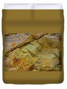 Colorful Rocks Duvet Cover