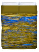 Colorful Water Surface Duvet Cover