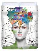Colorist Duvet Cover