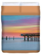 Colors In Motion Duvet Cover