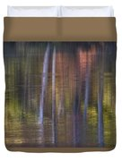 Colors Of Fall 03 Duvet Cover