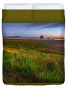 Colors Of Iowa  Duvet Cover