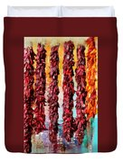 Colors Of New Mexico Duvet Cover