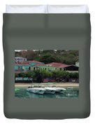 Colors Of St. John Us Virgin Islands Duvet Cover