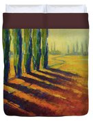 Colors Of Summer 4 Duvet Cover