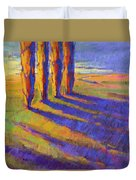 Colors Of Summer 5 Duvet Cover