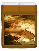 Colors Of The Desert Duvet Cover