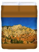 Colors Of The Southwest Duvet Cover
