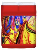 Colors Of The Wind 2 Duvet Cover