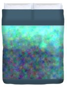 colour impression 1-A rainy summers day Duvet Cover