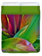 Colour Leaf 2 Duvet Cover