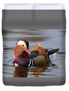 Colourful Duck Duvet Cover