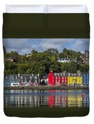 Colourful Tobermory Duvet Cover