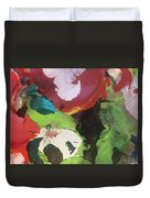 Colourful Wasteland Duvet Cover