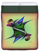 Colours 4 Duvet Cover