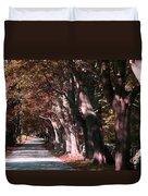 Colt State Park Bristol Rhode Island Duvet Cover