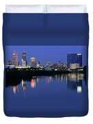 Colts Blue Hour Night Duvet Cover