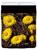 Coltsfoot Ring Duvet Cover