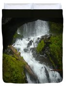 Columbia Gorge 4 Duvet Cover