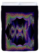 Columbia Tower Vortex 2 Duvet Cover