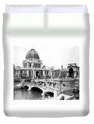 Columbian Expo, 1893 Duvet Cover