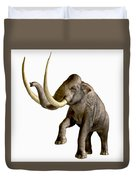 Columbian Mammoth Duvet Cover