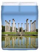 Column Reflection Duvet Cover