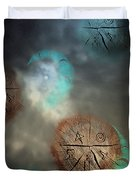 Come And Find Me Duvet Cover