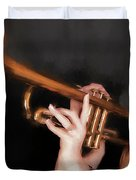 Come Blow Your Horn  ... Duvet Cover