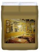 Comedor Interior Duvet Cover