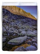 Comeragh Mountains 1 Duvet Cover