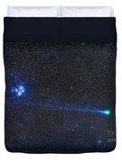 Comey Lovejoy C2014 Q2 Nearest Duvet Cover
