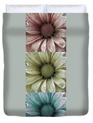 Coming Up Daisies 2 Duvet Cover
