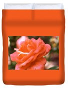 Coming Up Roses Duvet Cover