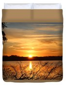 Coming Up Duvet Cover