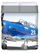 Commemorative Warbird Duvet Cover