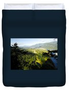 Commerce On The Columbia Duvet Cover