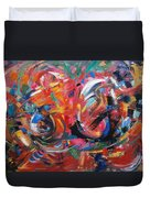 Committee Action Duvet Cover