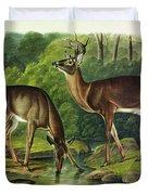 Common Deer Duvet Cover