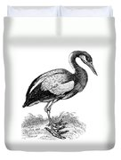 Common Stork Duvet Cover