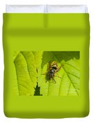 Common Wasp Duvet Cover