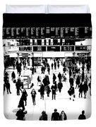 Commuter Art London Sketch Duvet Cover