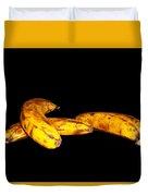 Completely Bananas Duvet Cover