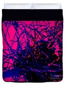 Complex Abstract Duvet Cover