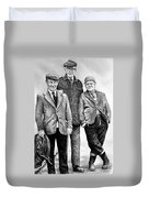 Compo Clegg And Foggy 2 Duvet Cover