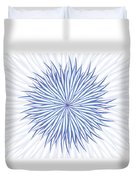 Concentrate Duvet Cover