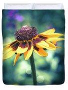 Cone Flower 2 Duvet Cover