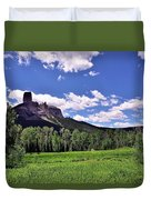 Cone Of Creation Duvet Cover